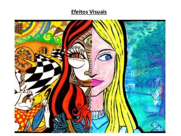 Efeitos Visuais