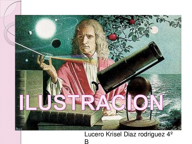 ILUSTRACION<br />Lucero Krisel Diazrodriguez 4º B<br />