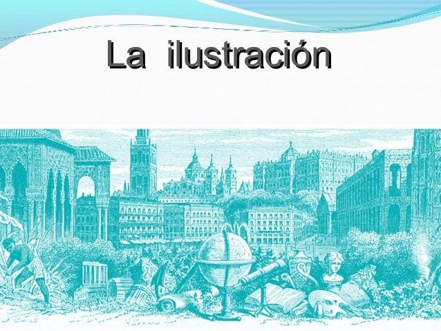 La ilustraciónLa ilustración