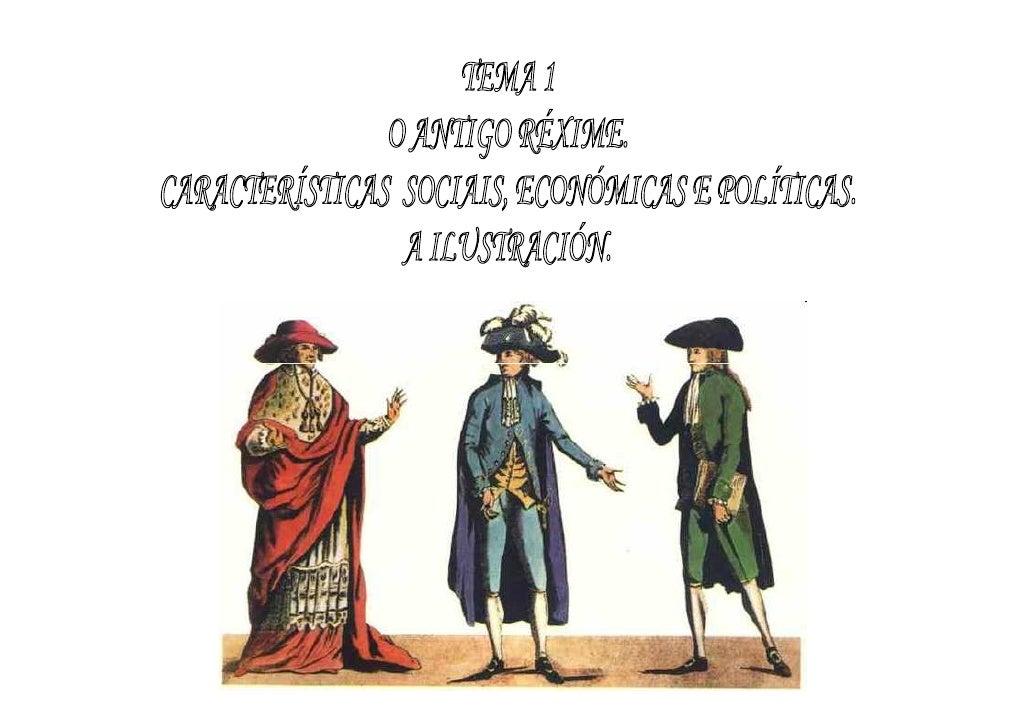 II.- A ILUSTRACIÓN.O SÉCULO DAS LUCES.  1.- Concepto.  2.- Características.  3.- Economía:               A.- Fisiócratas (...
