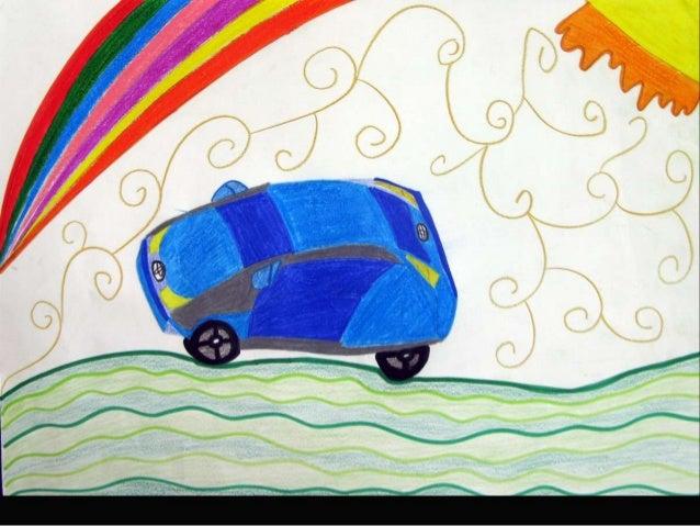 Carro de Sonho - ilustração