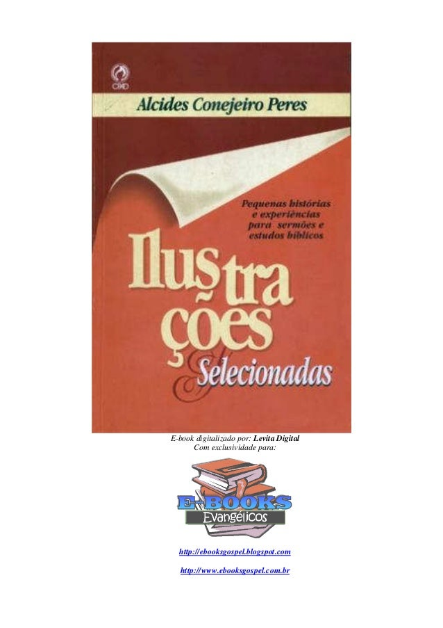 E-book digitalizado por: Levita Digital Com exclusividade para:  http://ebooksgospel.blogspot.com http://www.ebooksgospel....