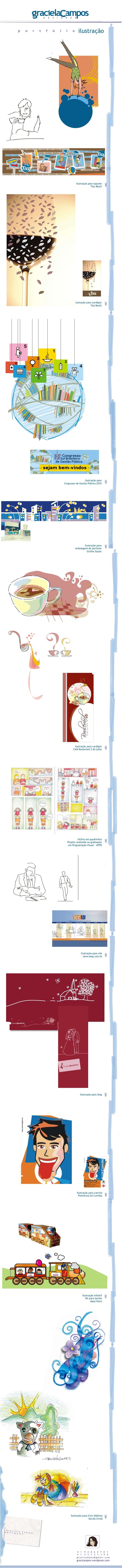 ilustração          ilustração para tapume                       Tizz Restô          lustração para cardápio              ...