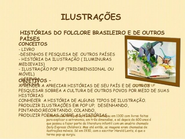 HISTÓRIAS DO FOLCLORE BRASILEIRO E DE OUTROS PAÍSES ILUSTRAÇÕES CONCEITOS - LIVRO -DESENHOS E PESQUISA DE OUTROS PAÍSES - ...