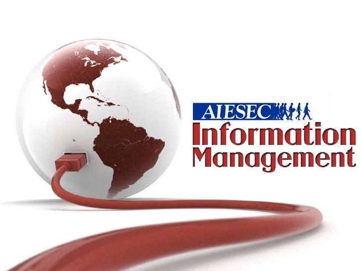 O gerenciamento de informação na organização émuito importante. As ferramentas que utilizamosfacilitam nossos processos, t...