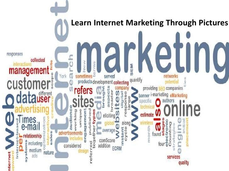 Learn Internet Marketing Through Pictures