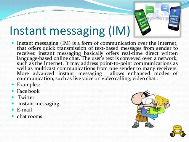 how to delete instant messages enjin