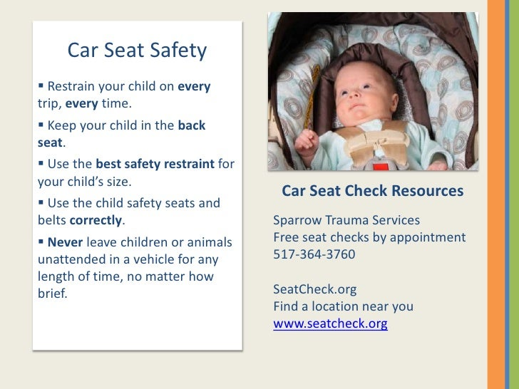 Top informations about infant car seat safety - Best selected ...