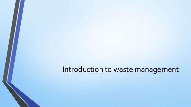 Pharmaceutical waste management Slide 3