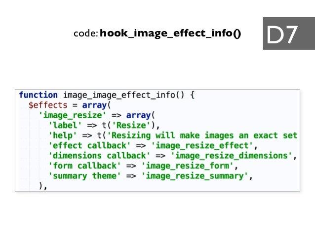 D7code: hook_image_effect_info()