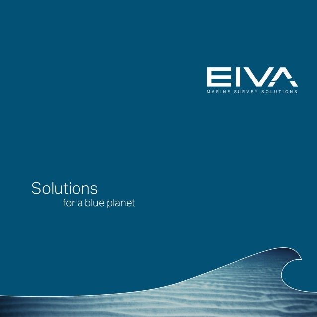 Solutions for a blue planet