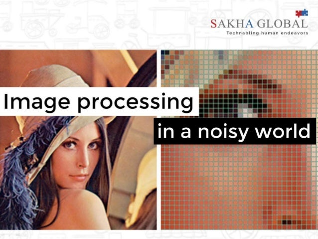 Image Processing in a Noisy World