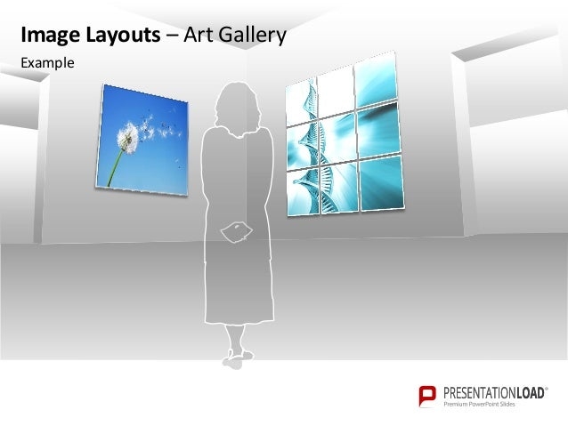 Powerpoint image layouts art gallery template image layouts art gallery example toneelgroepblik Images