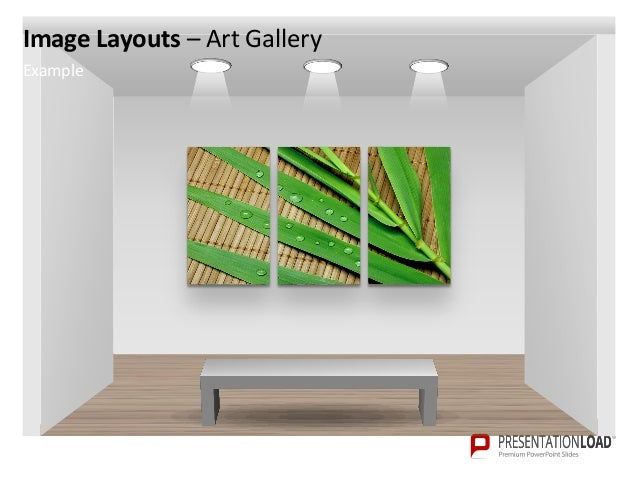 Powerpoint image layouts art gallery template image layouts art gallery example download at toneelgroepblik Images