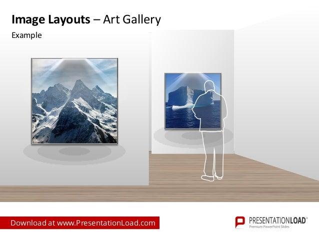 Powerpoint image layouts art gallery template toneelgroepblik Gallery