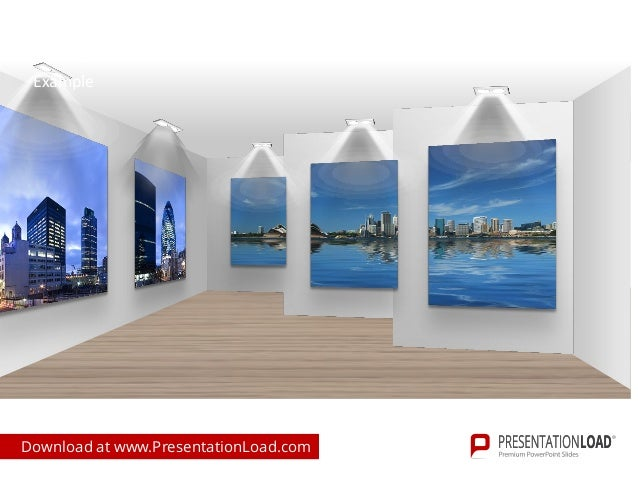 Powerpoint image layouts art gallery template toneelgroepblik Choice Image