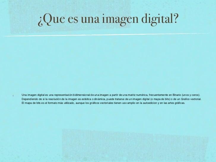 Imagen digital Slide 2