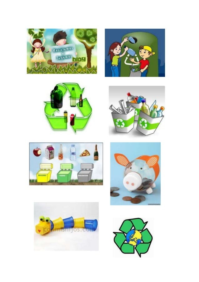Imagenes de reciclaje - Cosas de reciclaje ...