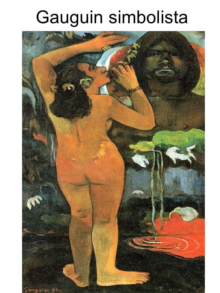 Gauguin simbolista
