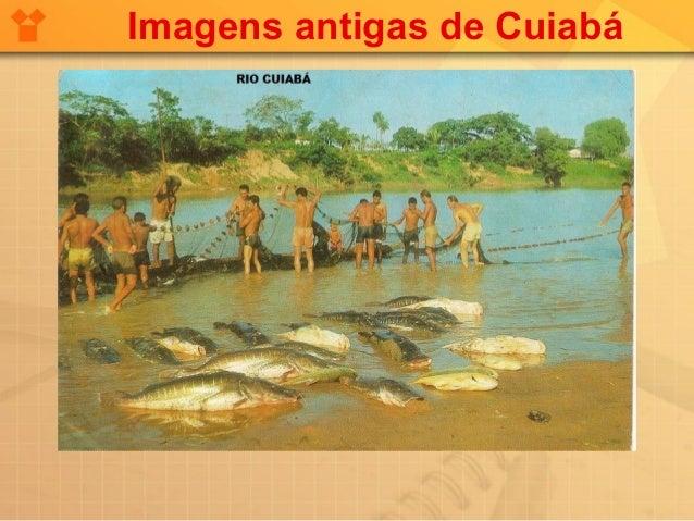 Imagens antigas de Cuiabá