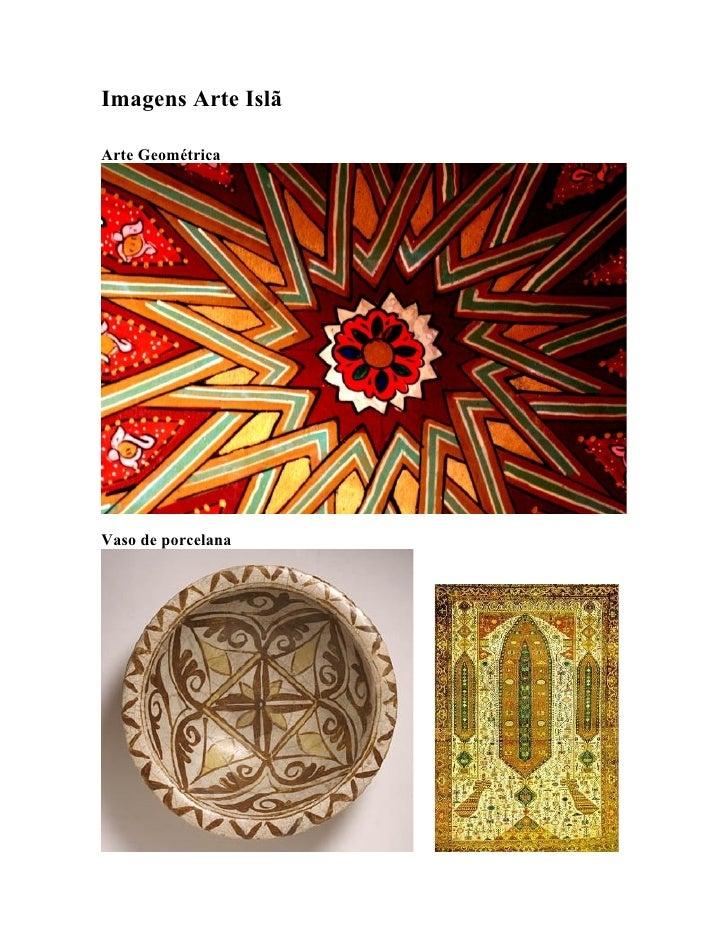 Imagens arte islã