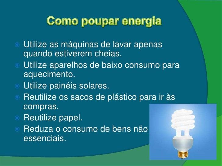 Imagens com energia Slide 3