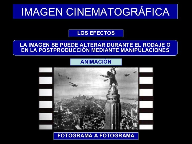 La imagen cinematográfica