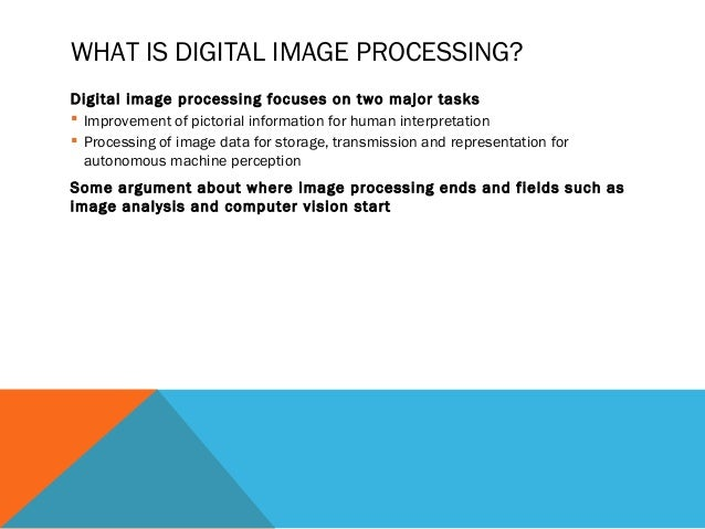 term paper image processing Free research papers and projects on digital image processing-electronics electrical software eee engineering free ieee paper.