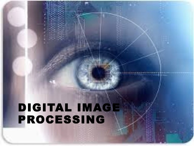 Learn digital image processing