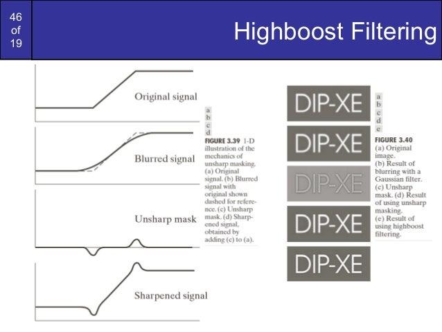 46of19Highboost Filtering