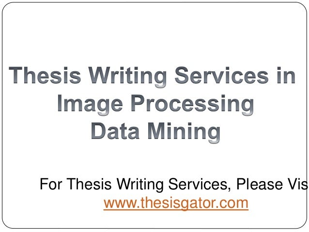 ThesisWritingService.com in India Guarantee