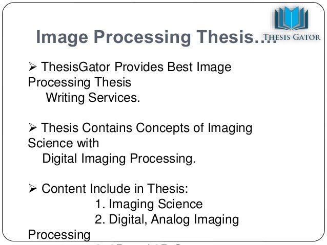medical image processing master thesis Phd research topic in image processing is becoming a new trend because of its essential usage in medical  phd thesis image processing master.