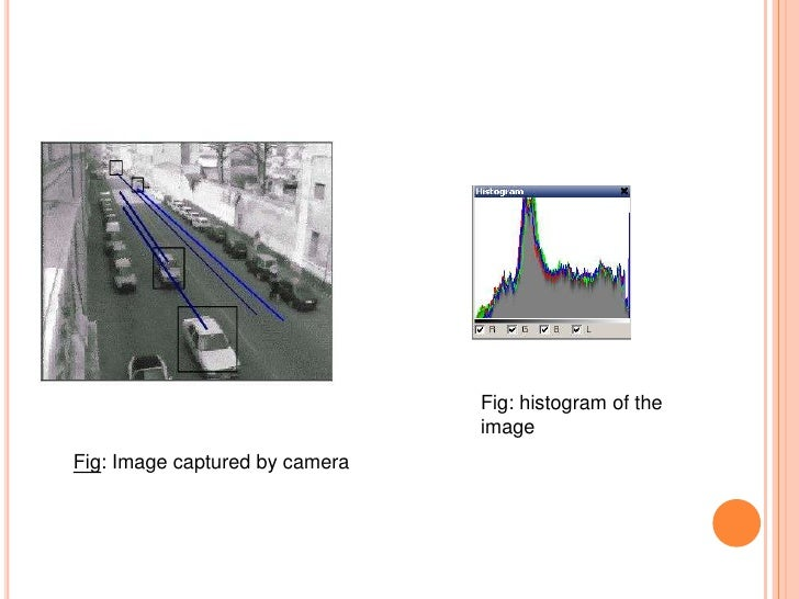 Image processing for traffic queue control