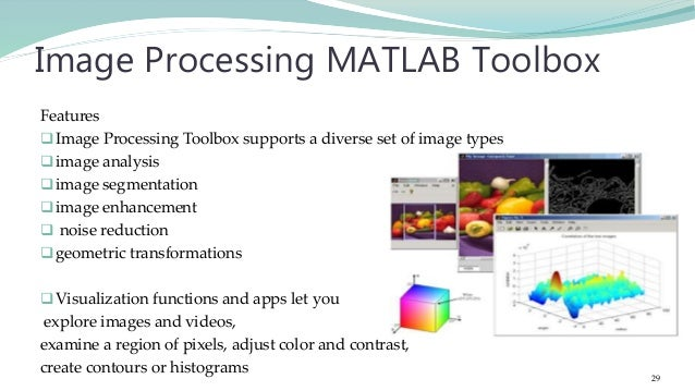 fundamentals of image processing  u0026 computer vision with matlab