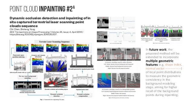 Image Restoration for 3D Computer Vision