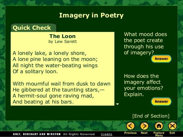 explain imagery