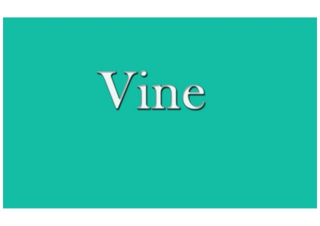 Don't Buy Vine Followers Before Watching it