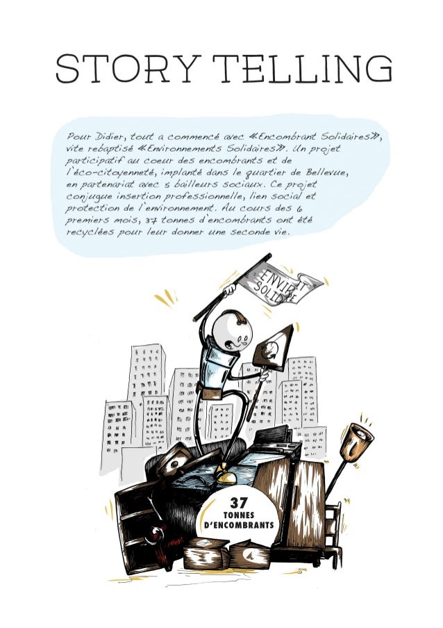 Storytelling  - Environnements Solidaires