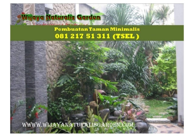 081 217 51 311  Jasa Taman Denpasar | www.wijayanaturalisgarden.com
