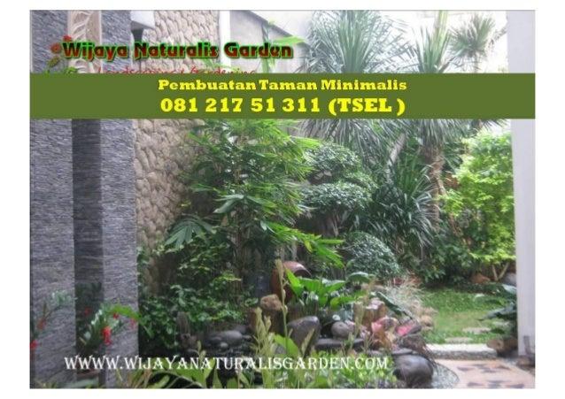 081 217 51 311  Tukang Taman Denpasar   www.wijayanaturalisgarden.com