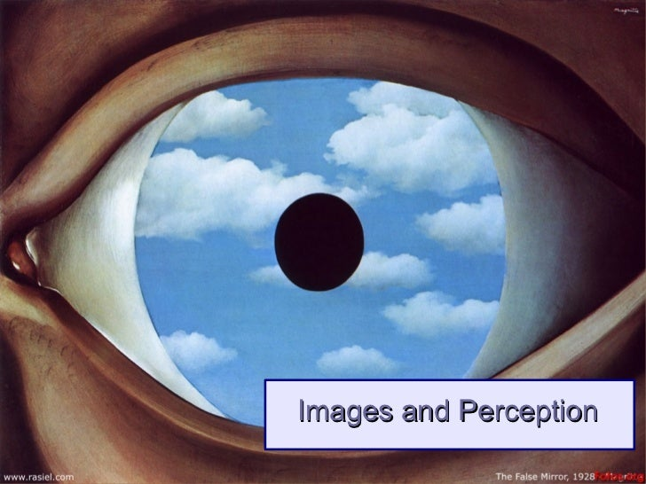 Images and Perception