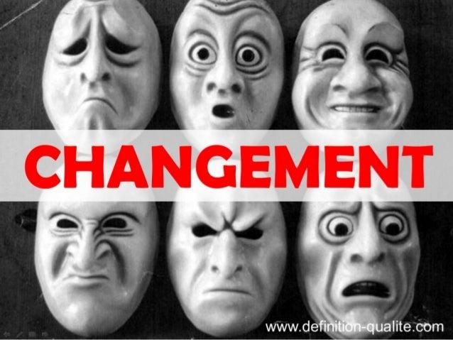 Citations sur la conduite du changement