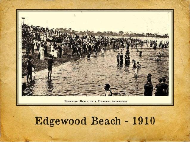Edgewood Beach - 1910