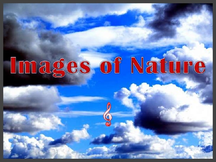 Images of Nature<br />
