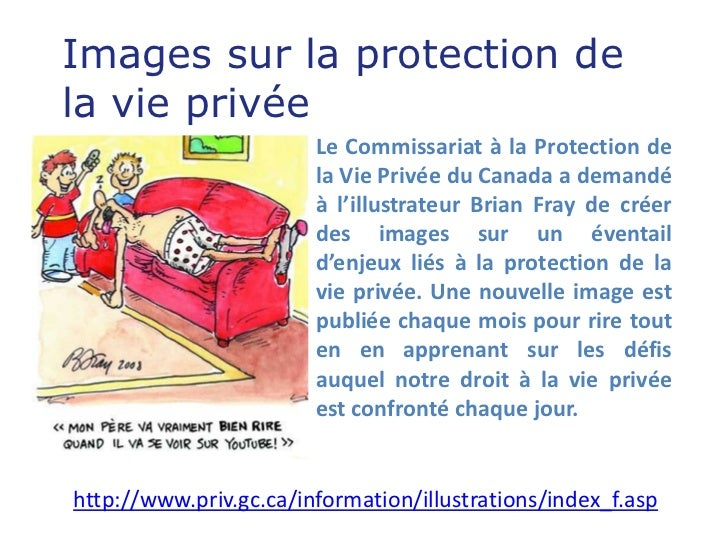 Images sur la protection dela vie privée                        Le Commissariat à la Protection de                        ...
