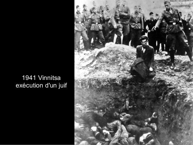 1941 Vinnitsa exécution d'un juif