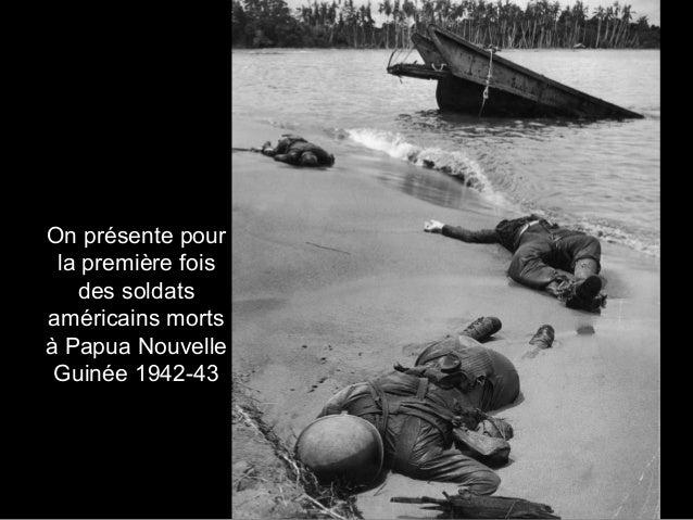 On présente pour la première fois des soldats américains morts à Papua Nouvelle Guinée 1942-43
