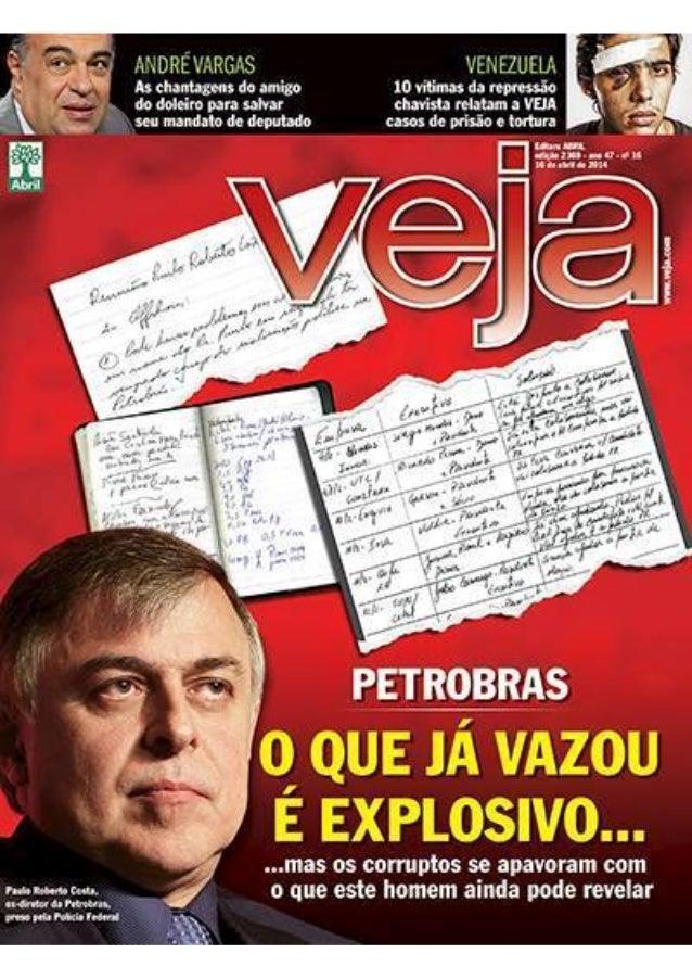 Revistas da Semana 13/04/2014.