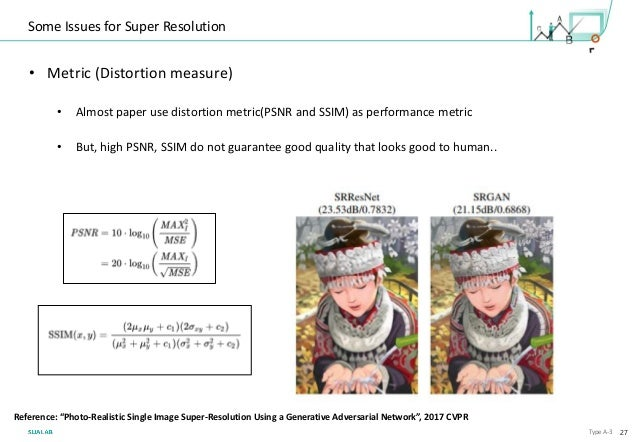 Single Image Super Resolution Overview
