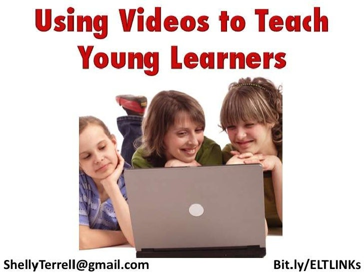 Using Videos with Young Learners